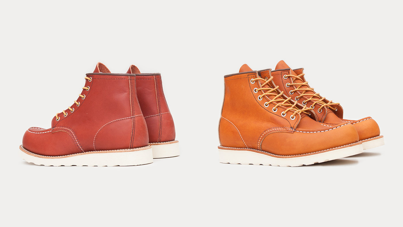 Shop Red Wing at Number Six