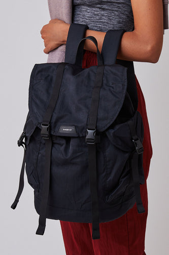 Sandqvist Charlie Backpack (Black) Model