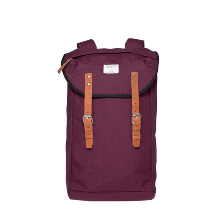 Sandqvist Hans Backpack (Plum)