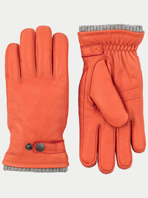 Hestra UTSJO Gloves (Brick Red)