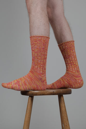 Anonymous Ism x Number Six 5 Colour London Mix Socks