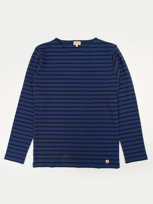 Armor Lux Long Sleeve Breton T-Shirt (Polo & Iroise)
