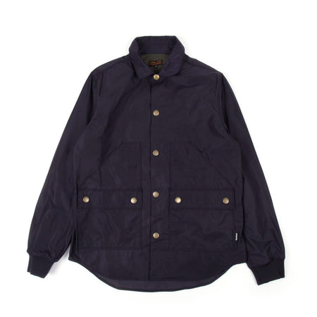 Barbour Alan Overshirt (Navy)