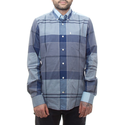 Barbour Arndale Shirt (Chambray)-1