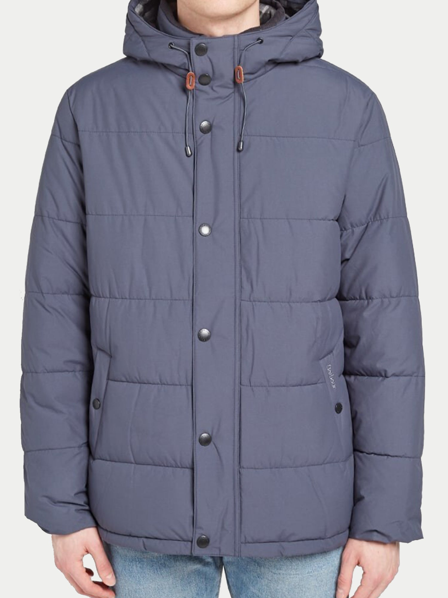 Barbour Beeston Quilt Jacket (Moody Blue)
