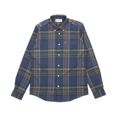 Barbour Barbour Blane (Tr) Shirt (Forest) 2
