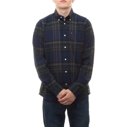 Barbour Barbour Blane (Tr) Shirt (Forest) 1