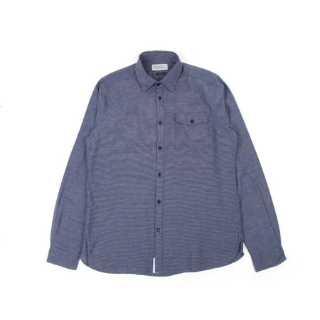 Barbour Brock Shirt (Navy)