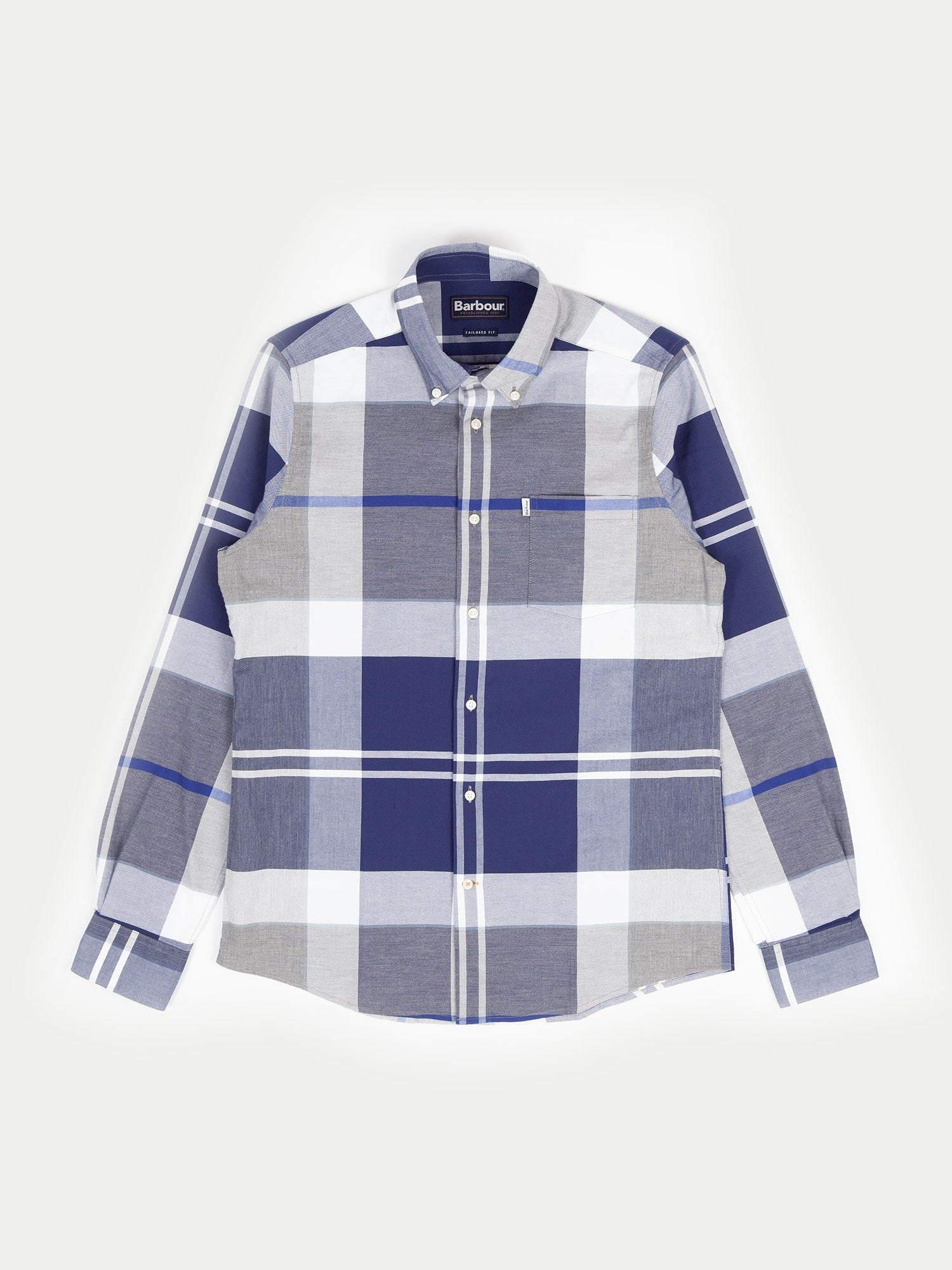 Barbour Brothwell Shirt (Grey)