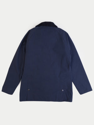 Barbour Casual Slim Bedale (Navy)