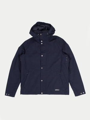 Barbour Charlie Jacket (Navy)