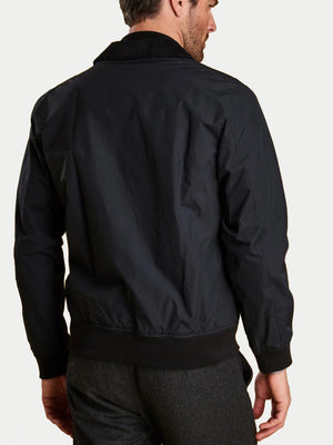 Barbour Corpach Casual Jacket (Black)