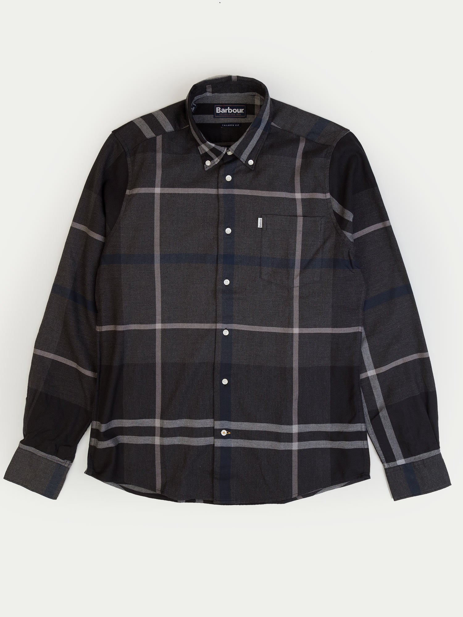 Barbour Dunoon Shirt (Graphite)