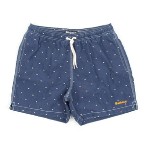 Barbour Flag Swim Short (Navy)-1