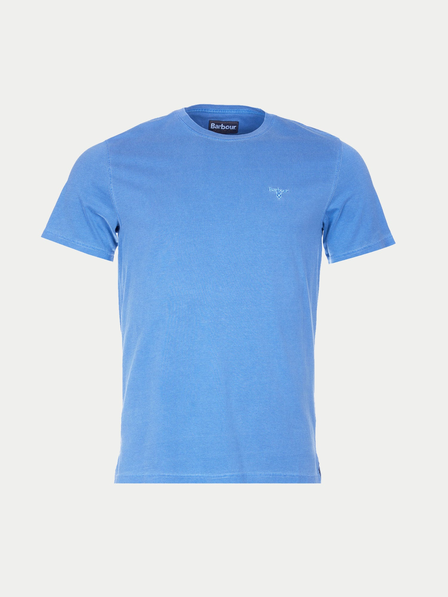 Barbour Garment Dyed T-Shirt (Blue)