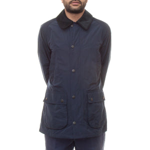 Barbour Japan Sl Bedale Cotton Jacket (Navy)-5