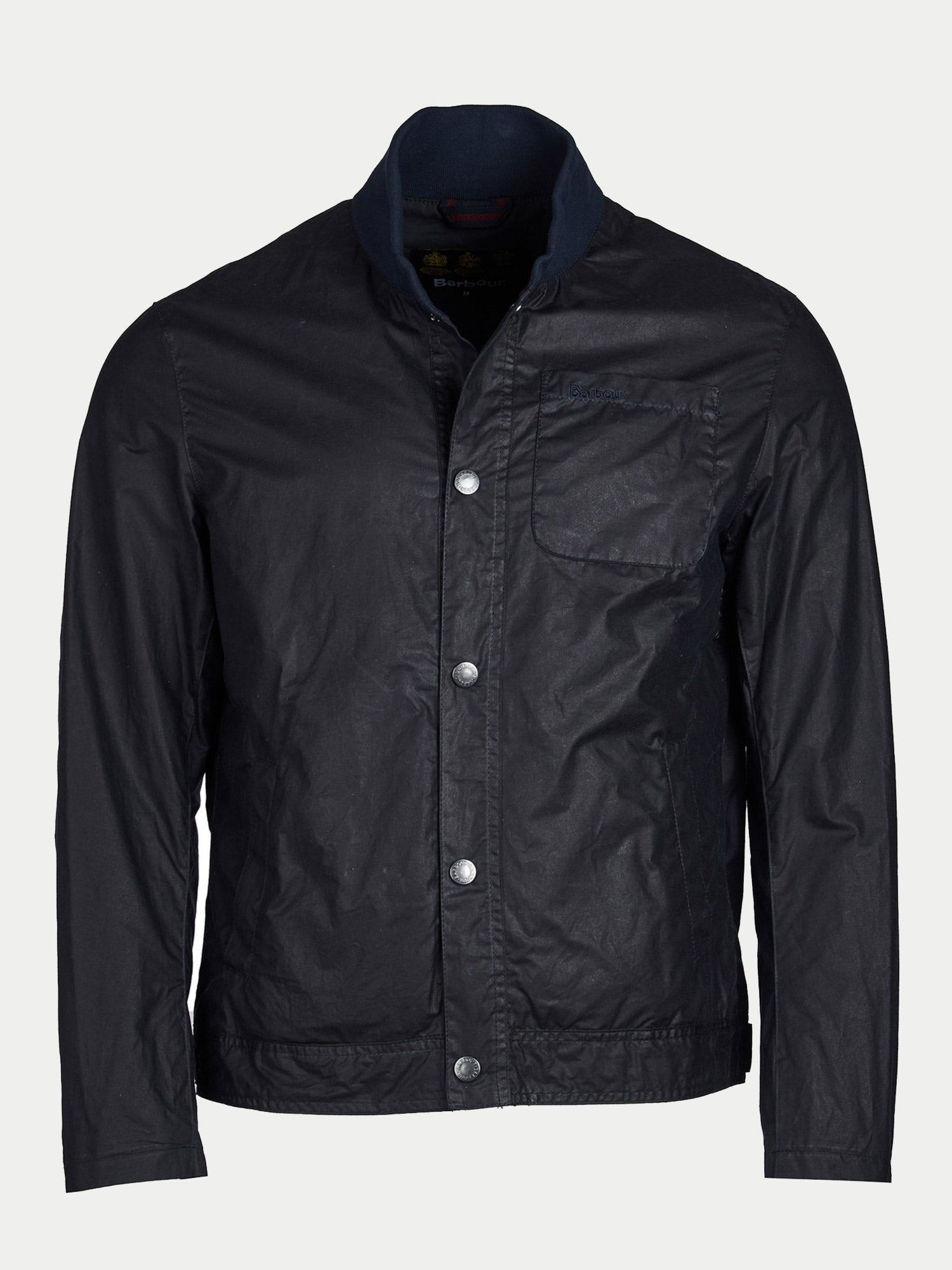 Barbour Longitude Wax Jacket (Navy)