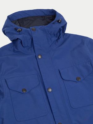 Barbour Richmond Jacket (Inky Blue) 2