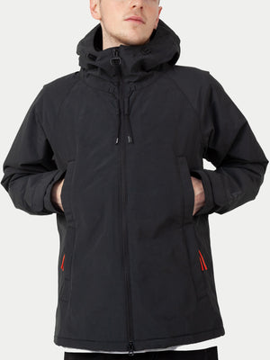 Barbour Rotor Jacket (Black) m1