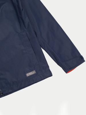 Barbour Rye Jacket (Navy) 2