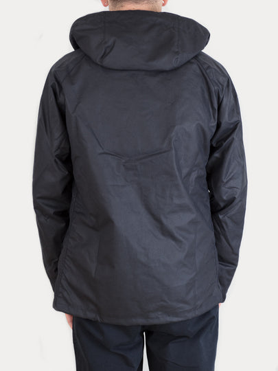Barbour Speyside Wax Jacket (Navy)-1