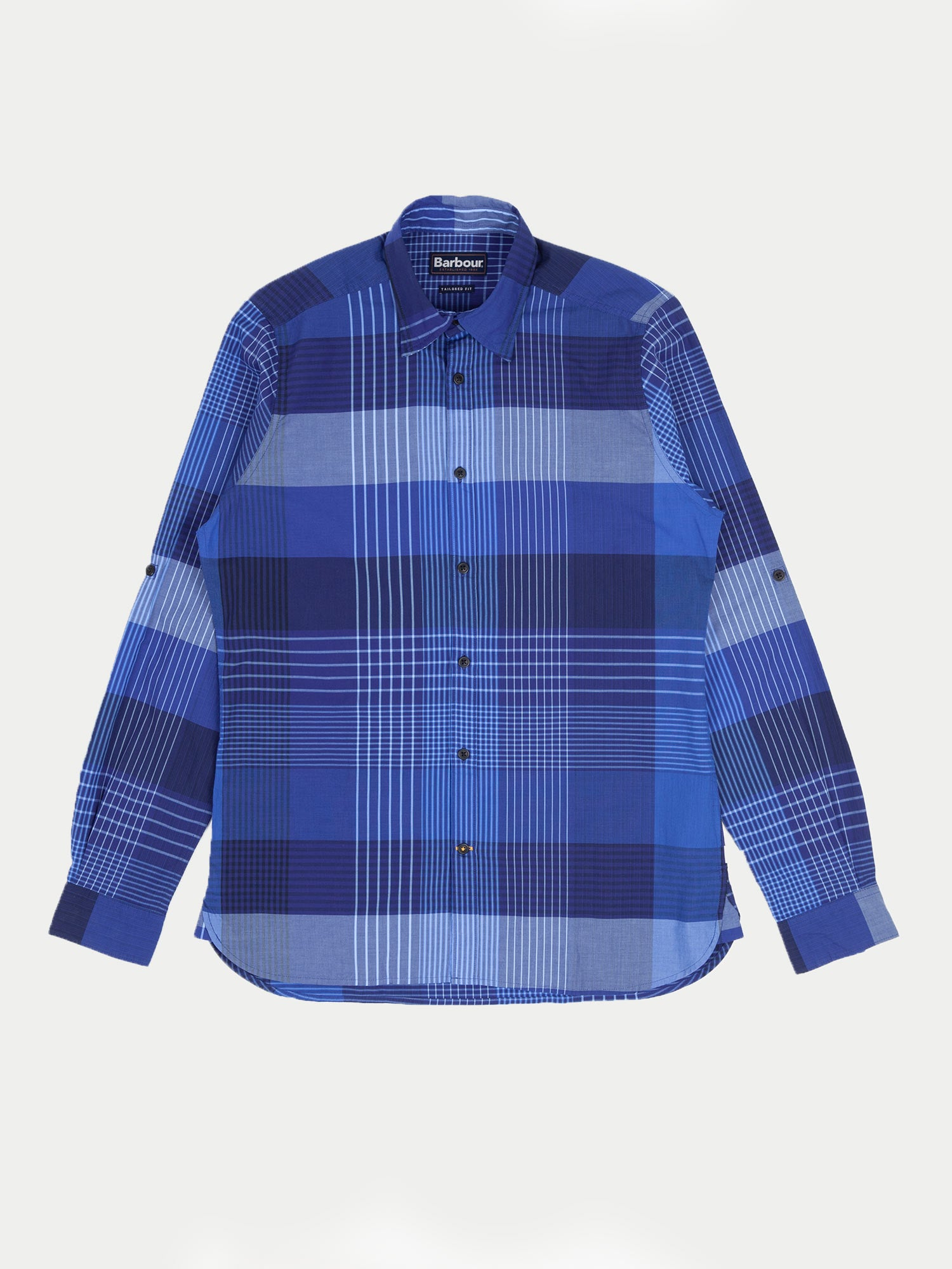 Barbour Stern Shirt (Inky Blue)
