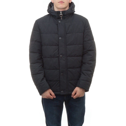 Barbour Wareford Jacket (Navy) 1