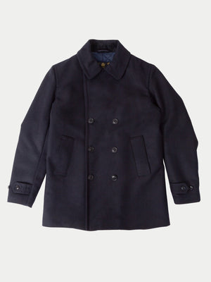 Barbour Westilby Wool Jacket (Black) f1