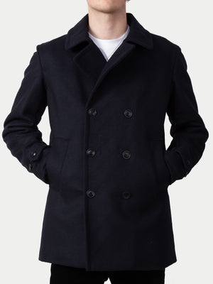 Barbour Westilby Wool Jacket (Black) 1