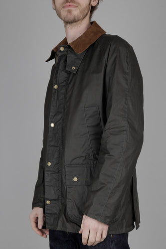 Barbour Lightweight Wax Ashby (Archive Olive)