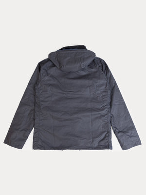Barbour Speyside Wax Jacket (Navy) 2