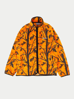 Carhartt Beaufort Jacket (Camo Tree, Orange) f1