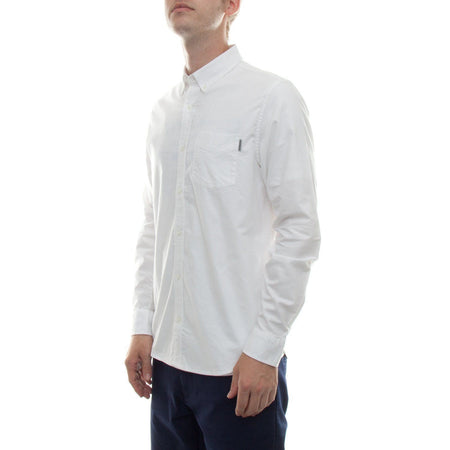 Carhartt Button Down Pocket Shirt (White)