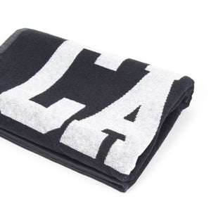 Carhartt College Script Towel (Frotté Dark Navy & White)-2
