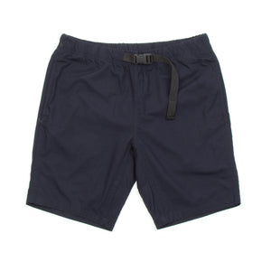 Carhartt Colton Clip Short (Dark Navy Stone Washed)-1