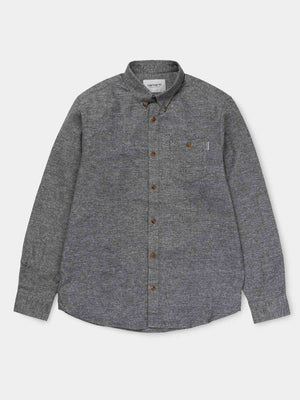 Carhartt Cram Shirt (Dark Grey Heather)