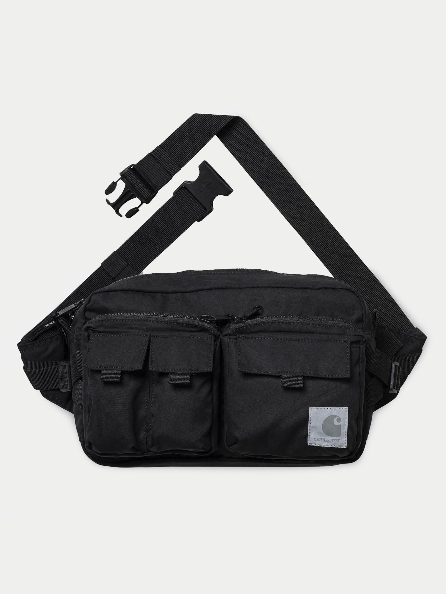 Carhartt Elmwood Hip Bag (Black)