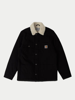 Carhartt Fairmount Coat (Black Rigid) f1