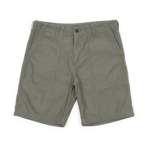 Carhartt Fatigue Short (Moor Stone Washed)-1