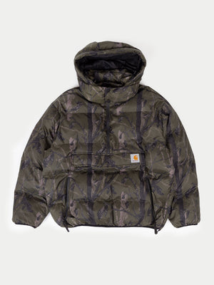 Carhartt Jones Pullover (Camo Tree, Green) f1