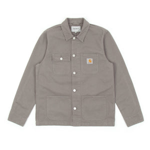 Carhartt Michigan Chore Coat (Air Force Grey)-1