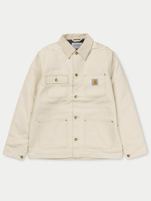 Carhartt Michigan Chore Coat (Oats Rigid)