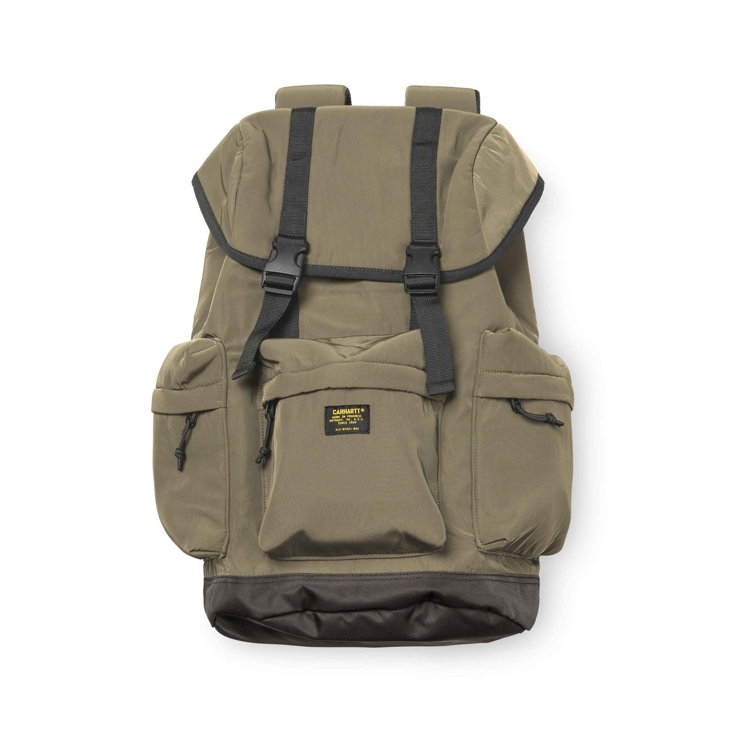 Carhartt Military Backpack (Twill Tundra & Mirage)-1