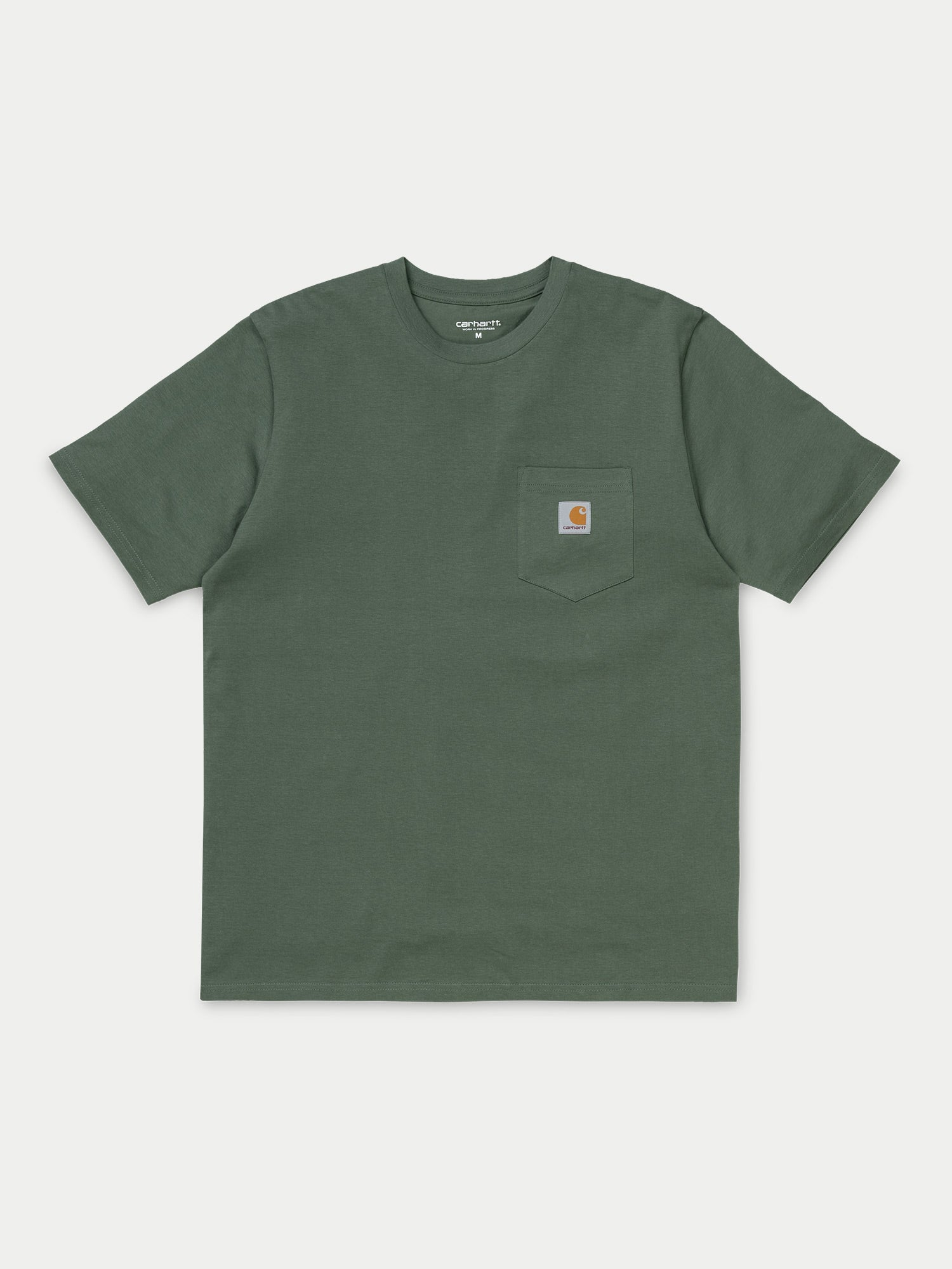 Carhartt S/S Pocket T-Shirt (Adventure)