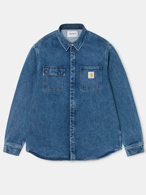 Carhartt Salinac Shirt Jac (Blue Stone Washed)