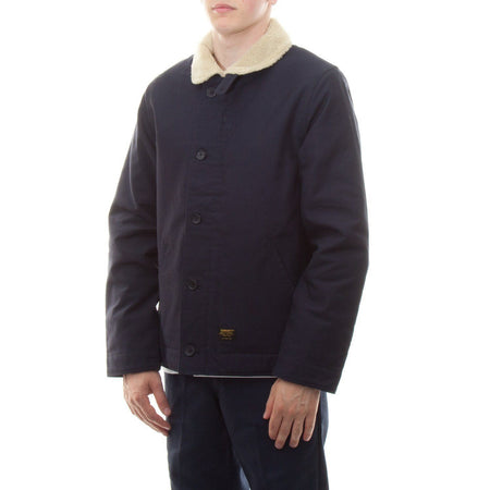 Carhartt Sheffield Jacket (Dark Navy)
