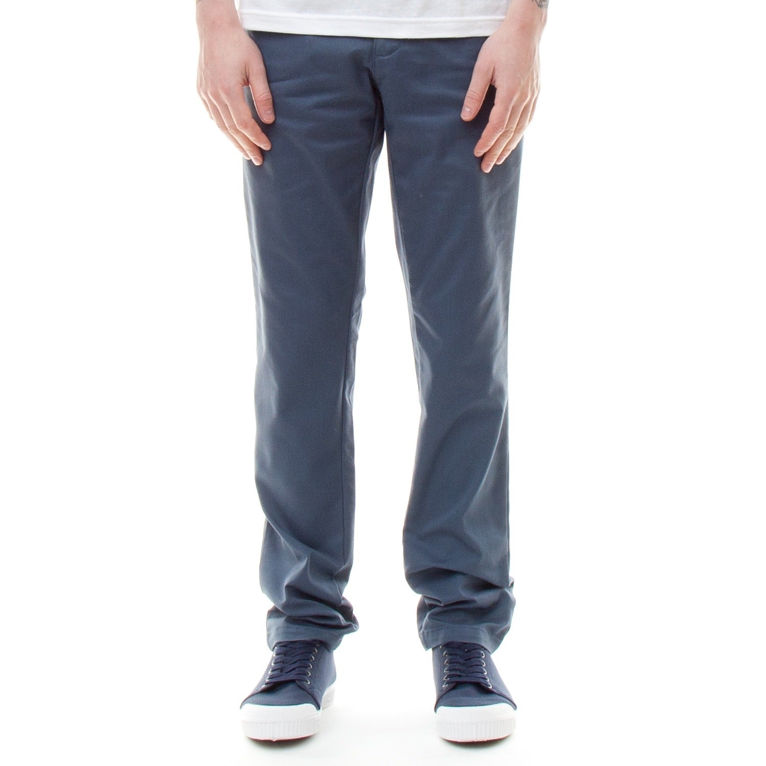 Carhartt Sid Pant (Stone Blue Rinsed)-4