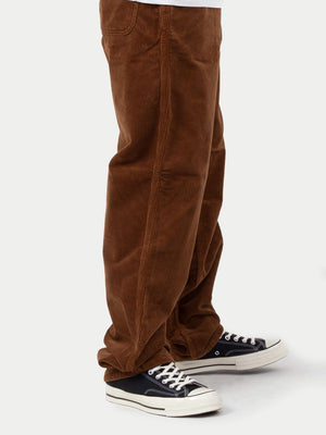 Carhartt Simple Pant (Hamilton Brown Rinsed) 2