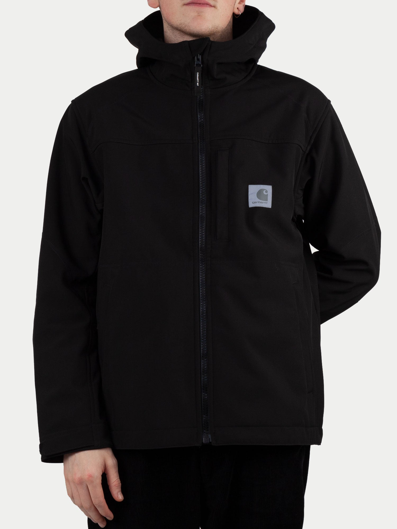 Carhartt Softshell Jacket (Black) m1