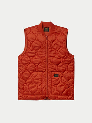 Carhartt Volta Vest Liner (Brick Orange) 1